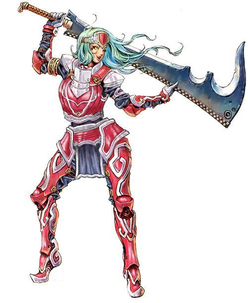 Repair Her Armor