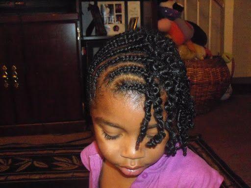 Natural Hairstyles For Little Girls  Little Black Girl -9880
