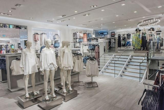 H&M Interior 1 空间 Pinterest Macau Interiors And Visual