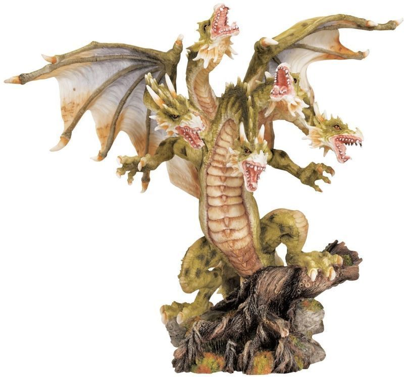 Design Toscano Whittingford The Chagrined Sitting Dragon Sculpture Animatolka Pl