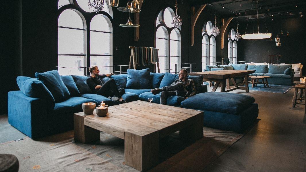 16 Interior Designers Play Guess The Sofa Interior Designers Interior Living Design