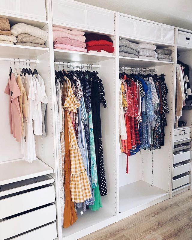 Nutellablume Die Schonsten Ankleidezimmer Kleiderschrank
