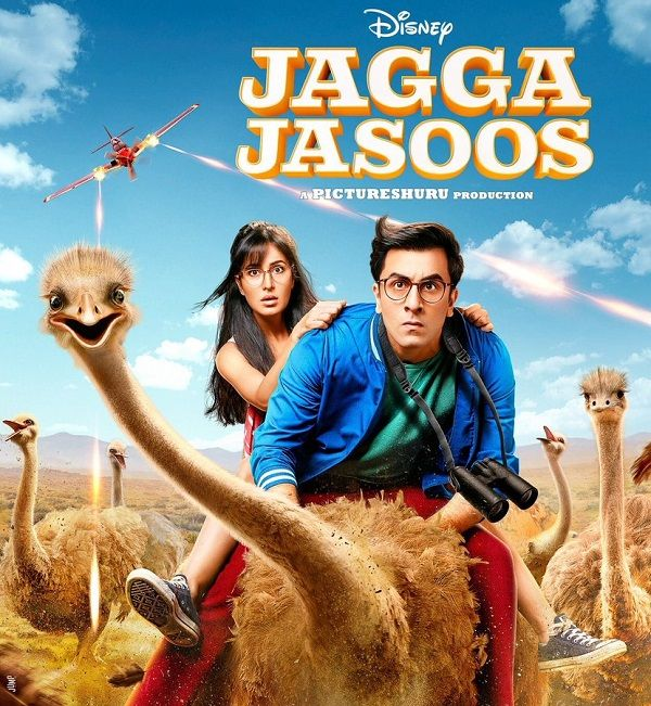 Jagga Jasoos tamil movie download in hd 720p