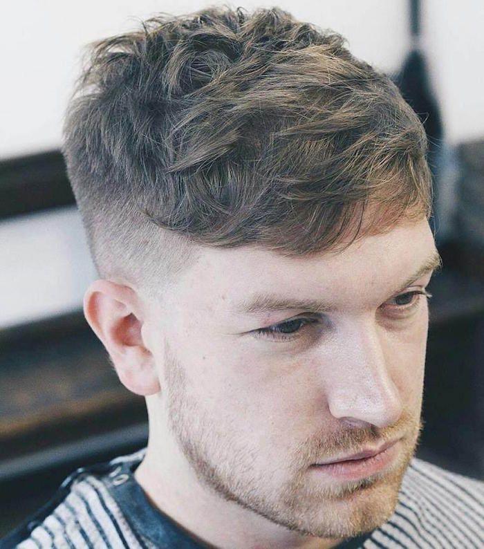 1001 id es coupe cheveux court homme d grad progressif et coupes cheveux courts - Degrade progressif court ...