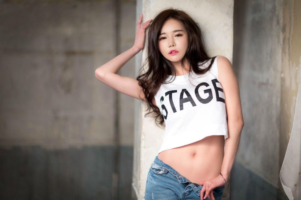Korean Models — Han Ga Eun #boudoir #female #model #mujeres #woman #girls #chicas #beautiful #retratos #belleza #sexy #erotic #sensual #sexy #seductive #body