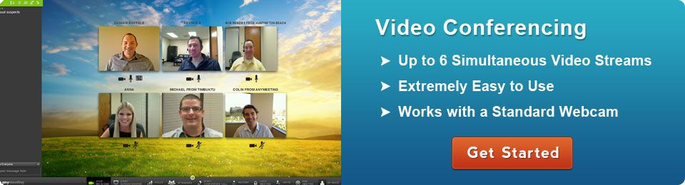 Free online meeting tool for up to 200 participants  Video