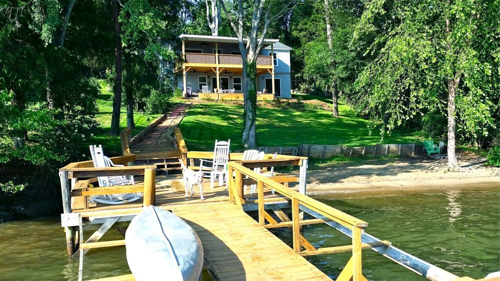 Cottage vacation rental in lake wylie from