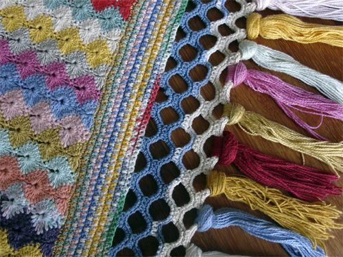 On The Border A Round Up Of My Favourite Crochet Borders Free