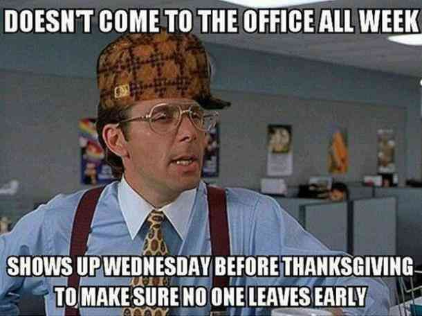 50 Thanksgiving Memes & Funny Quotes To Share Through The ...