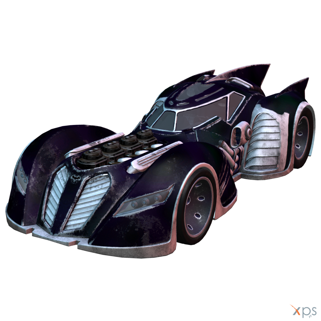 BAK - Batmobile (Arkham Asylum) by Postmortacum.deviantart ...
