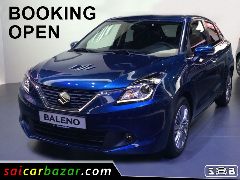 Maruti Suzuki Baleno Bookings Open At Nexa Stay In Touch With