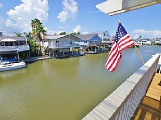 Canal Front In Jamaica Beach Bring Your Boat Vacation Rental In