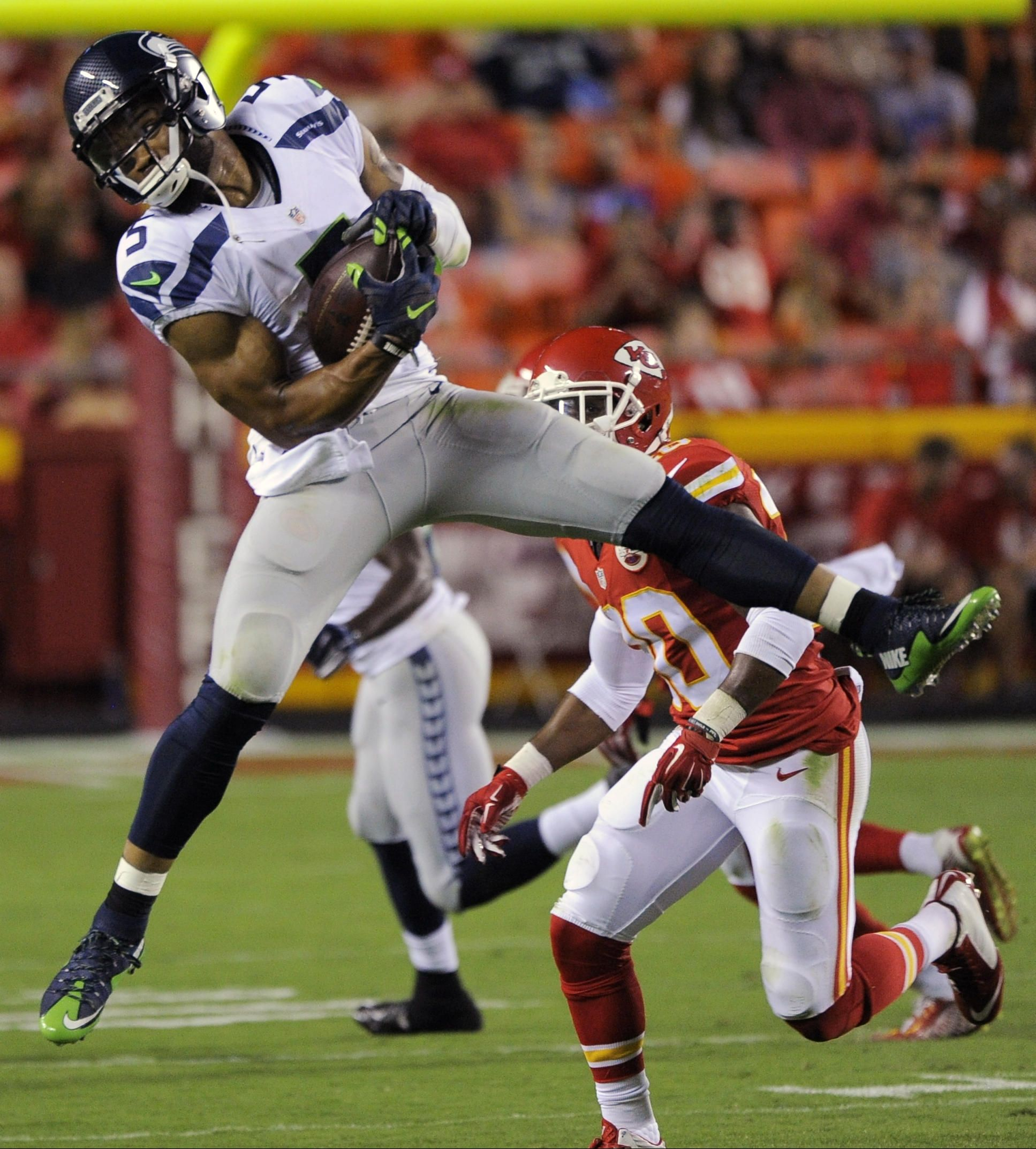 Preseason Week 2 Gallery at Chiefs | Seattle Seahawks