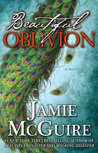 Portada Revelada Jamie Mc Guire: Beautiful Oblivion