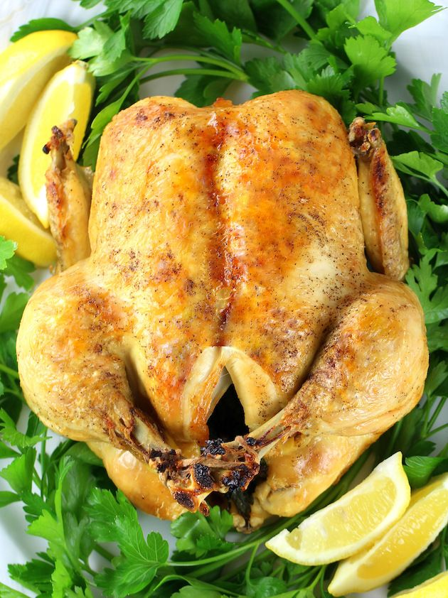 Instant Pot Whole Chicken Recipe & Image - Whole Chicken ...