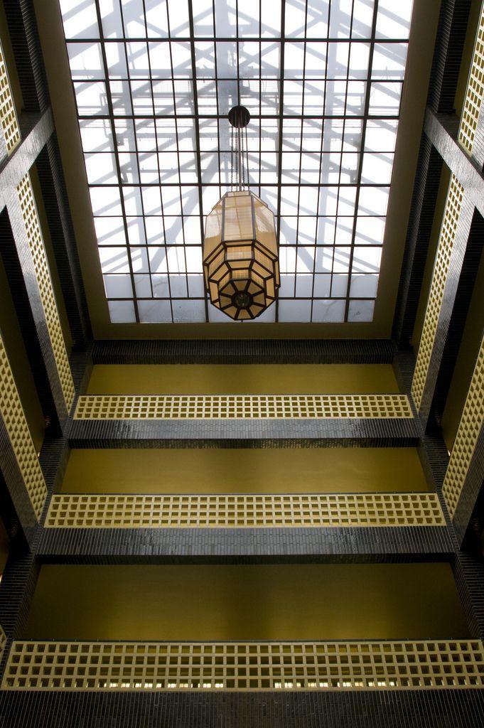 Hans Poelzig Haus Des Rundfunks 6 Brick Architecture Building Images Composition Design