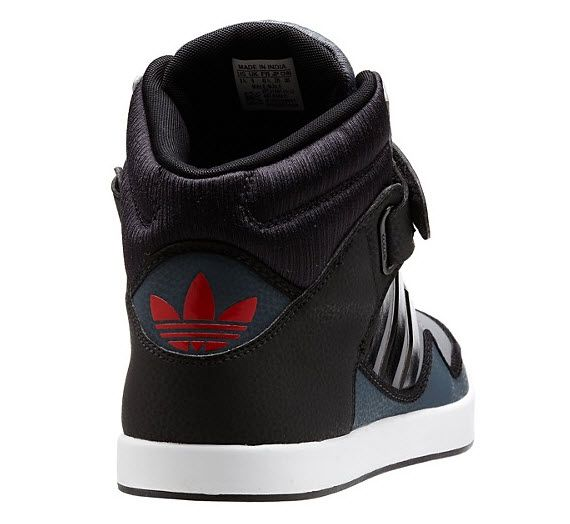 038992790995 adidas Originals Adi-Rise 2.0 D1 – Medium Lead Black