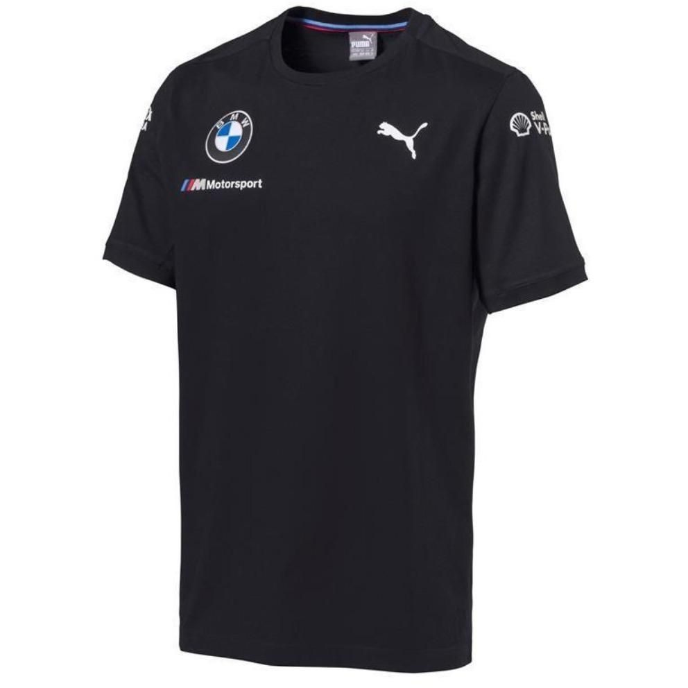 377 Gris BMW M Power Logo T-Shirt