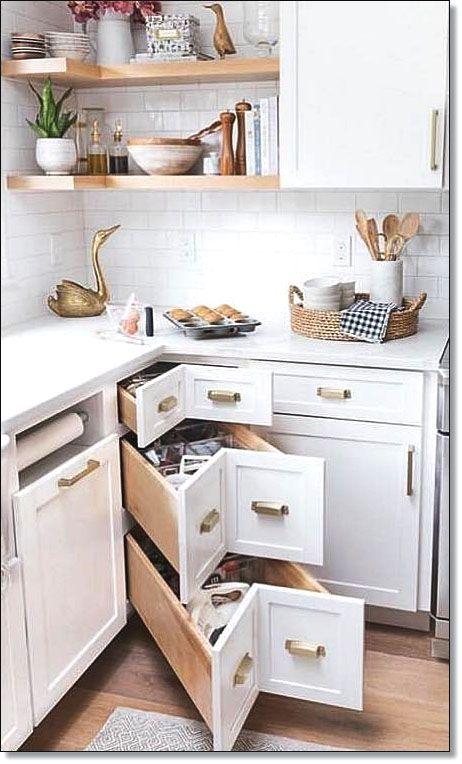 Small Kitchen Design 10x10: 35 Small Kitchen Designs For Kitchen Remodel
