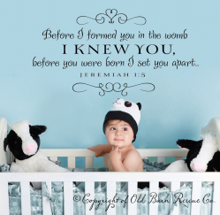 For all my new Grand Babies.