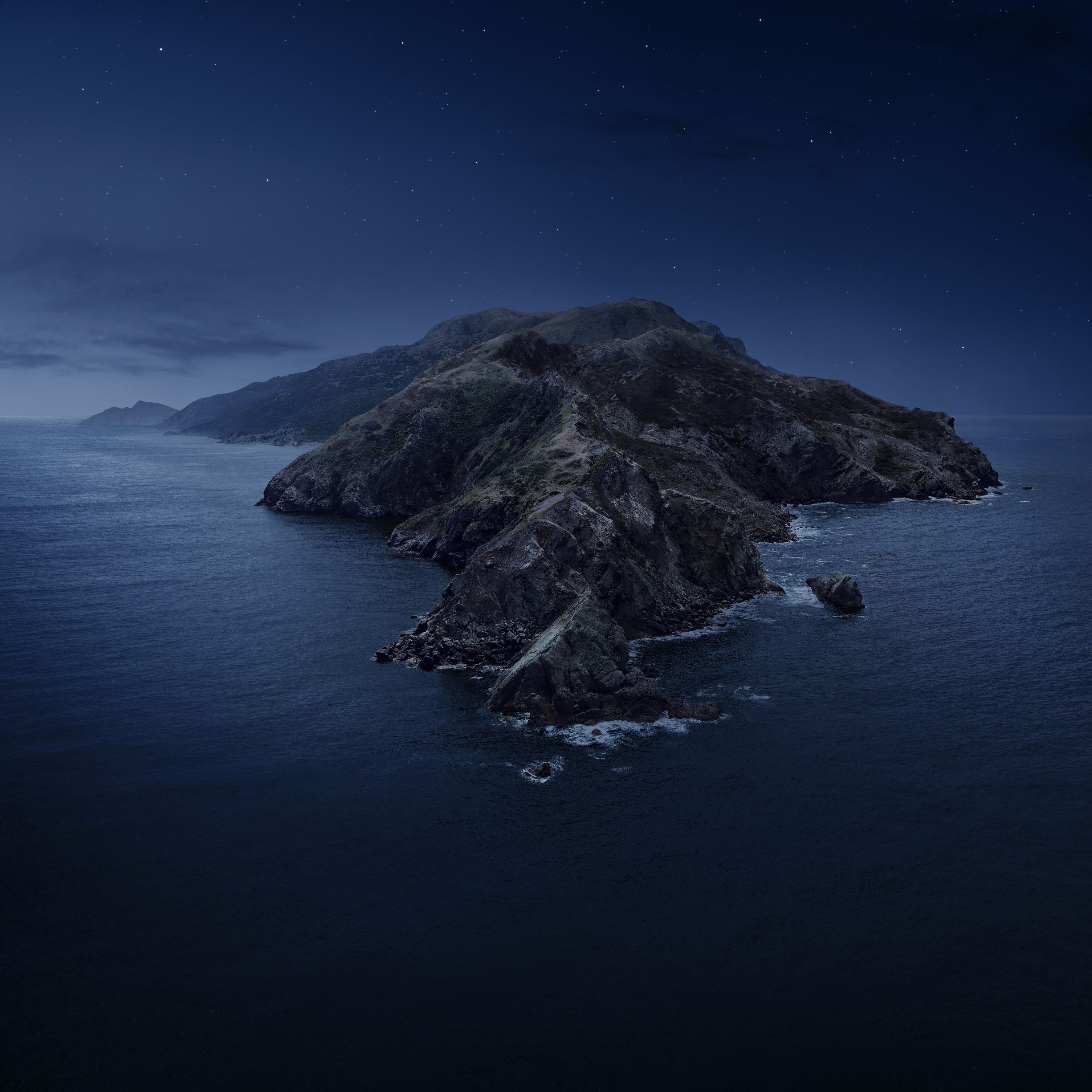 macOS Catalina Dark Mode wallpaper Sfondi, Sfondi iphone