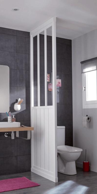 tout savoir sur les verri res leroy merlin avis prix photos verri re cloison. Black Bedroom Furniture Sets. Home Design Ideas