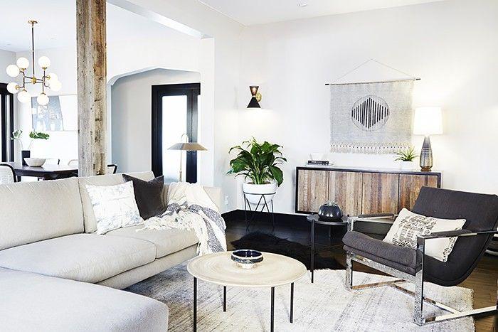 Home Design Ideas Pictures: Tour A Textural, Family-Friendly Brooklyn Loft