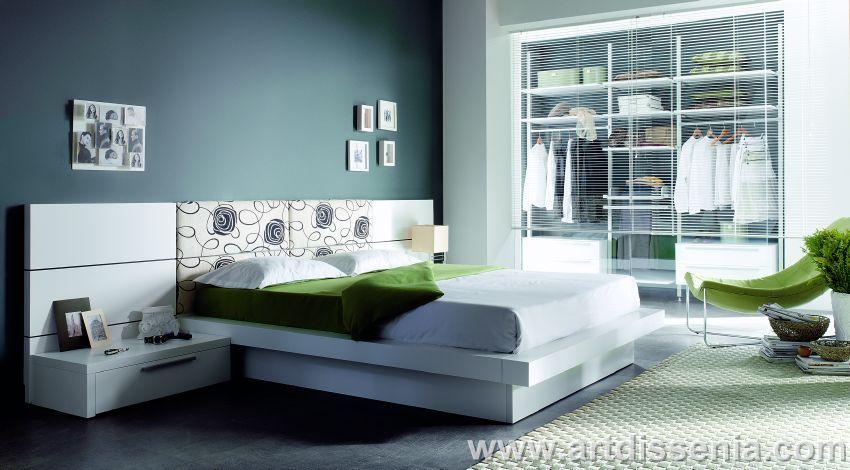 decoracion de camas de matrimonio diseo de interiores