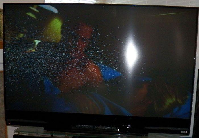 Fixing My Big Screen Dlp Chip Black Dots Rear Projection Big Screen