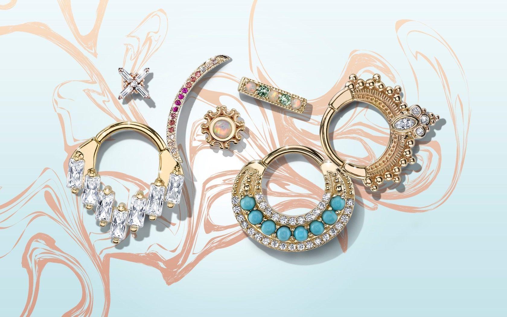 Body Vision Los Angeles Bvla Body Jewelry Lovely Earrings Beautiful Jewelry