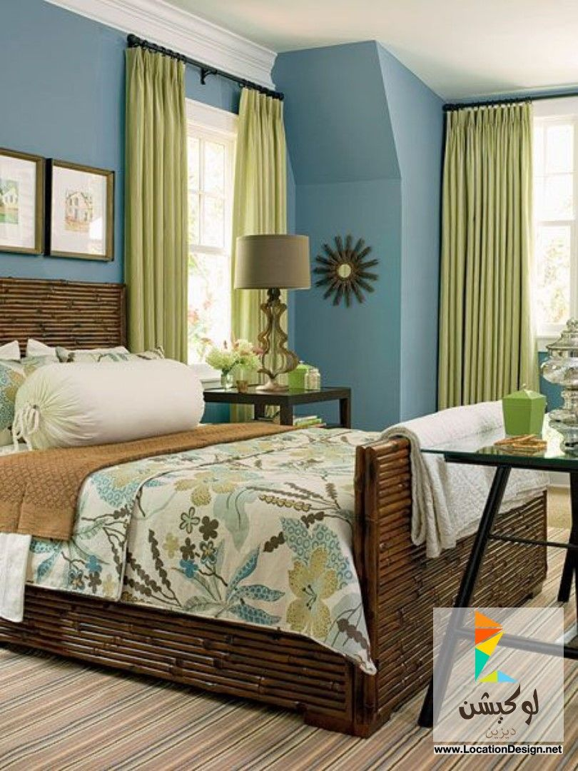 Master bedroom green  ستائر غرف نوم مودرن   ستائر  Pinterest  Bedrooms Future
