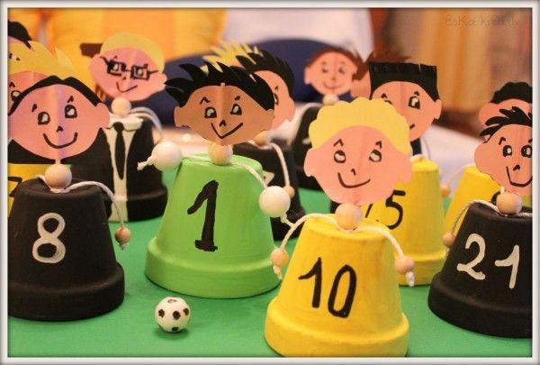 Diy Themen Adventskalender Adventskalender Fussball