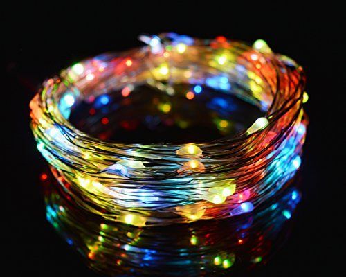 Pin On Indoor String Lights