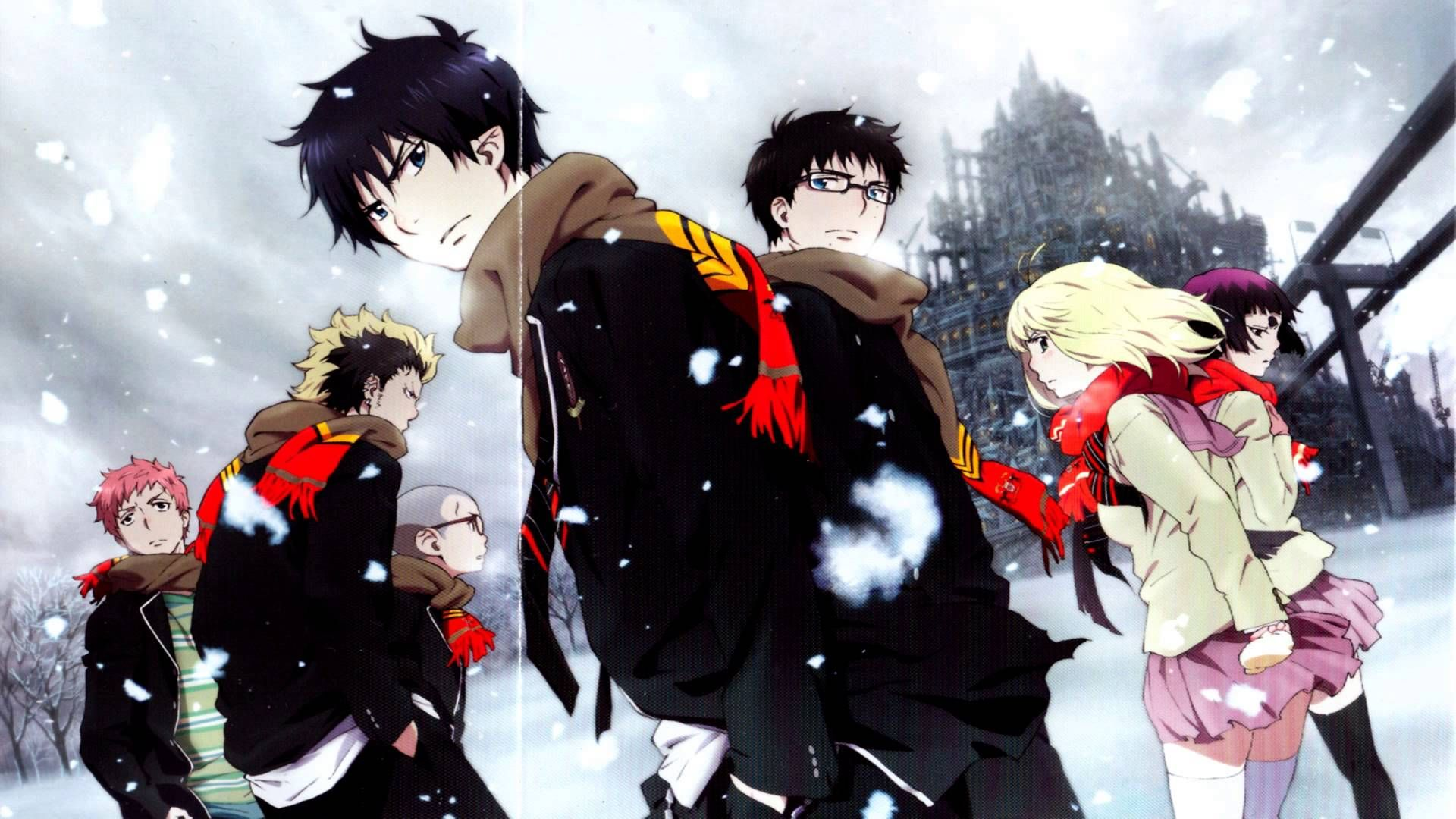 Nightcore The One (With images) Blue exorcist anime