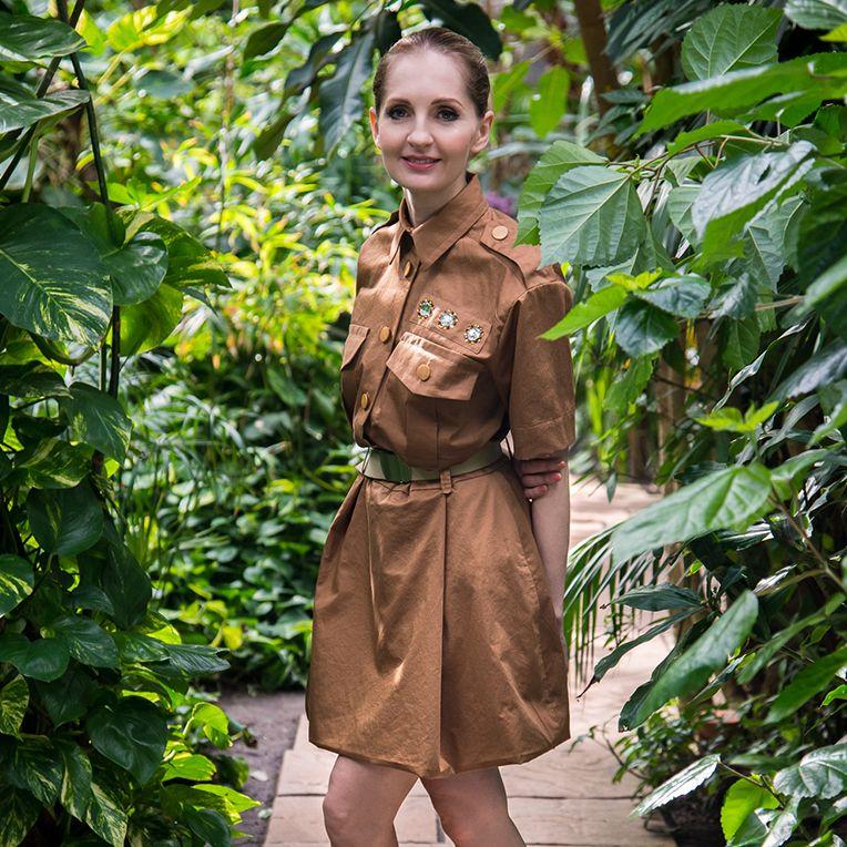 free skirt pattern - Brauner Ballonrock (18/8) | Sewing for Woman ...