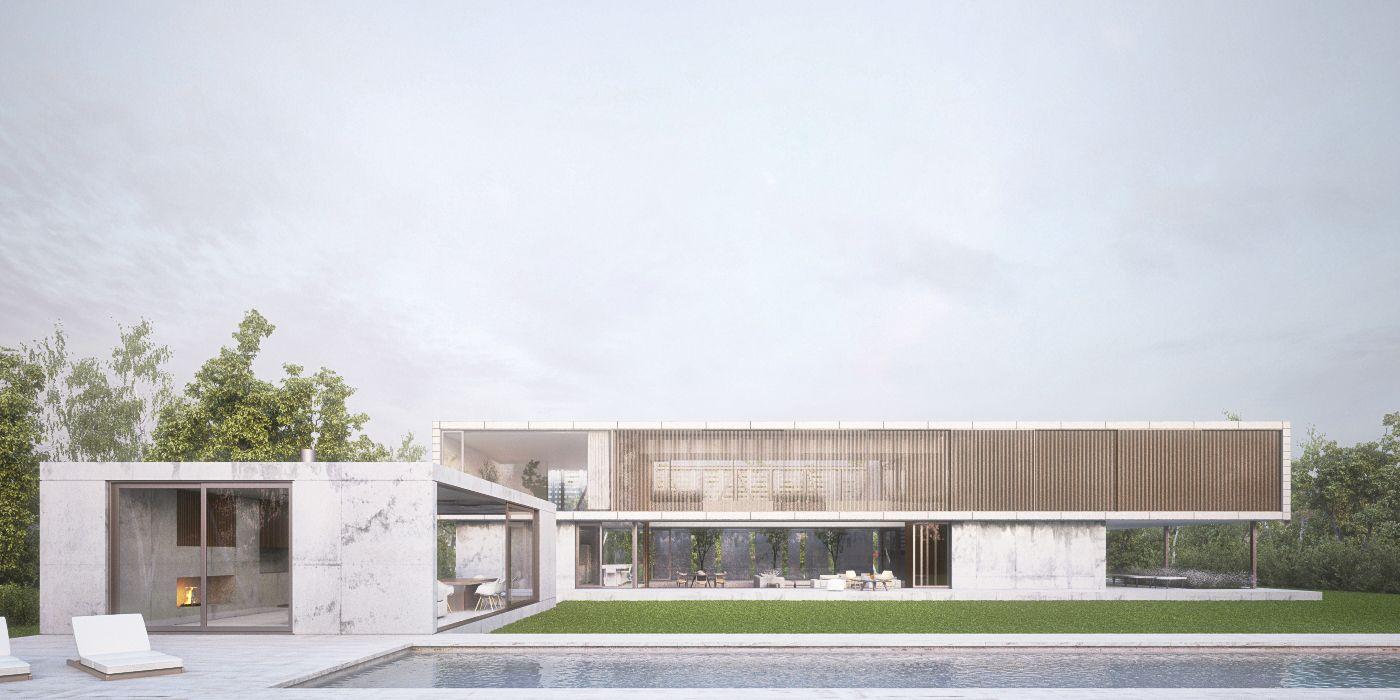 Proyecto direcci n y construcci n de casas edificios for Casa minimalista uy