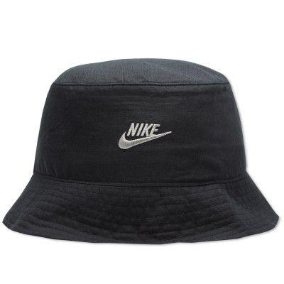 da6121996f55d Nike Bucket Hat (Black)