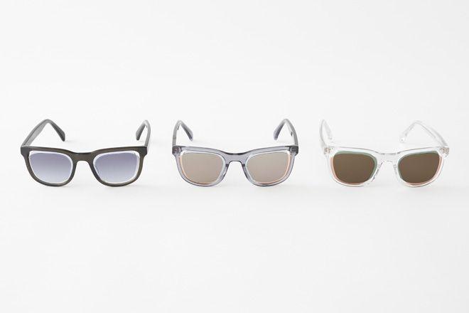 2 eclipse nendo designs a sunglasses collection for camper Eclipse: Nendo designs a sunglasses collection for Camper