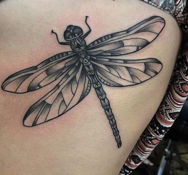 libellen tattoo bedeutung