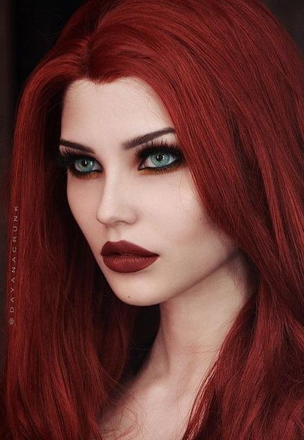 venezuela redhead