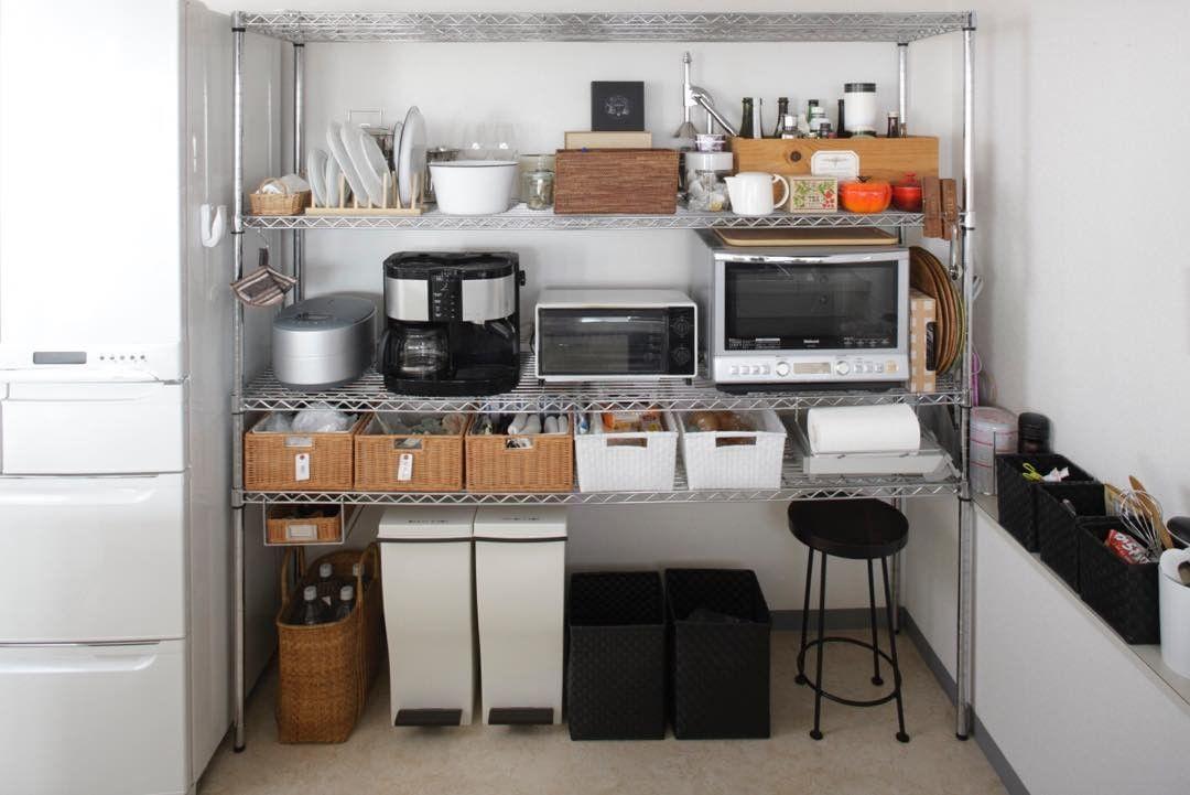 Emi 2016 1 13 キッチン収納2006 結婚当初のなつかしの賃貸