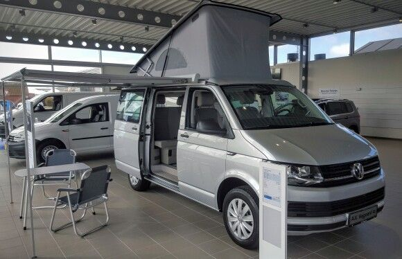 vw t6 california coast vw california. Black Bedroom Furniture Sets. Home Design Ideas