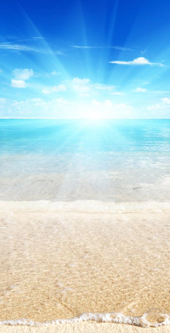 Beach Sun Weight (1x4) Regulation Size Custom Cornhole Board Game Set - Corn Hole - Bag Toss #BeachP...