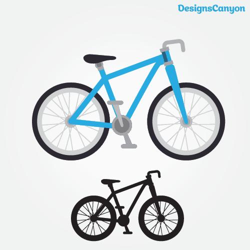 Download Bike Icon Vector Eps Free Vector Bike Icon Vector Free Id Design