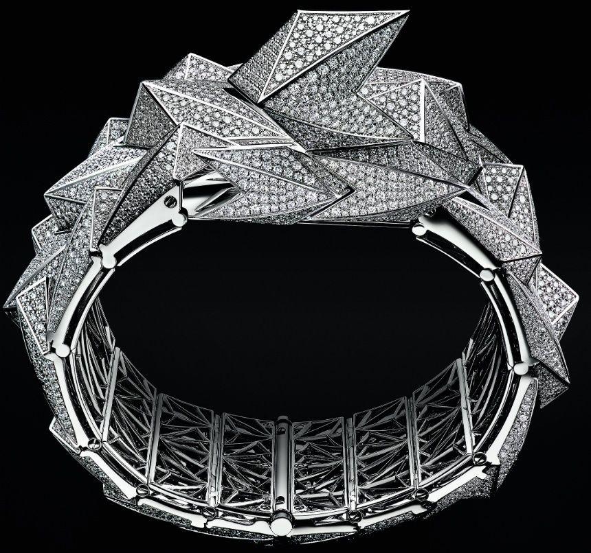 The Mesmerizing Audemars Piguet Diamond Fury Haute Joaillerie ... c52d9431d