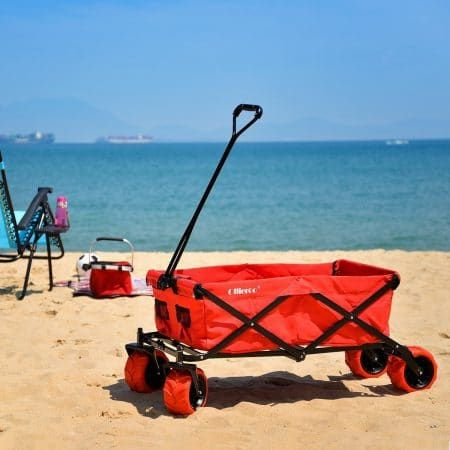 Top 15 Best Beach Carts In 2020 Reviews Buyer S Guide Beach Cart
