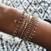 Photo of Gold Jewelry Accessories Bracelets Inspiration More about Fashionchick – Cindy Zer …