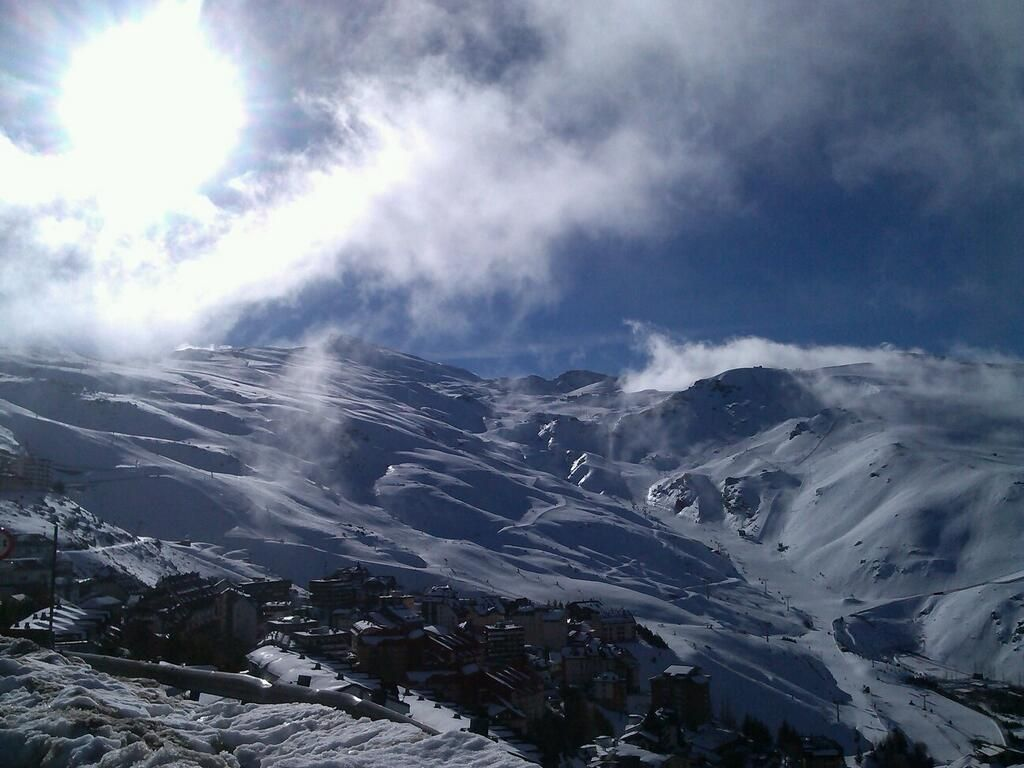 Manuel Dominguez On Twitter Sierra Nevada Places To Go Costa Del
