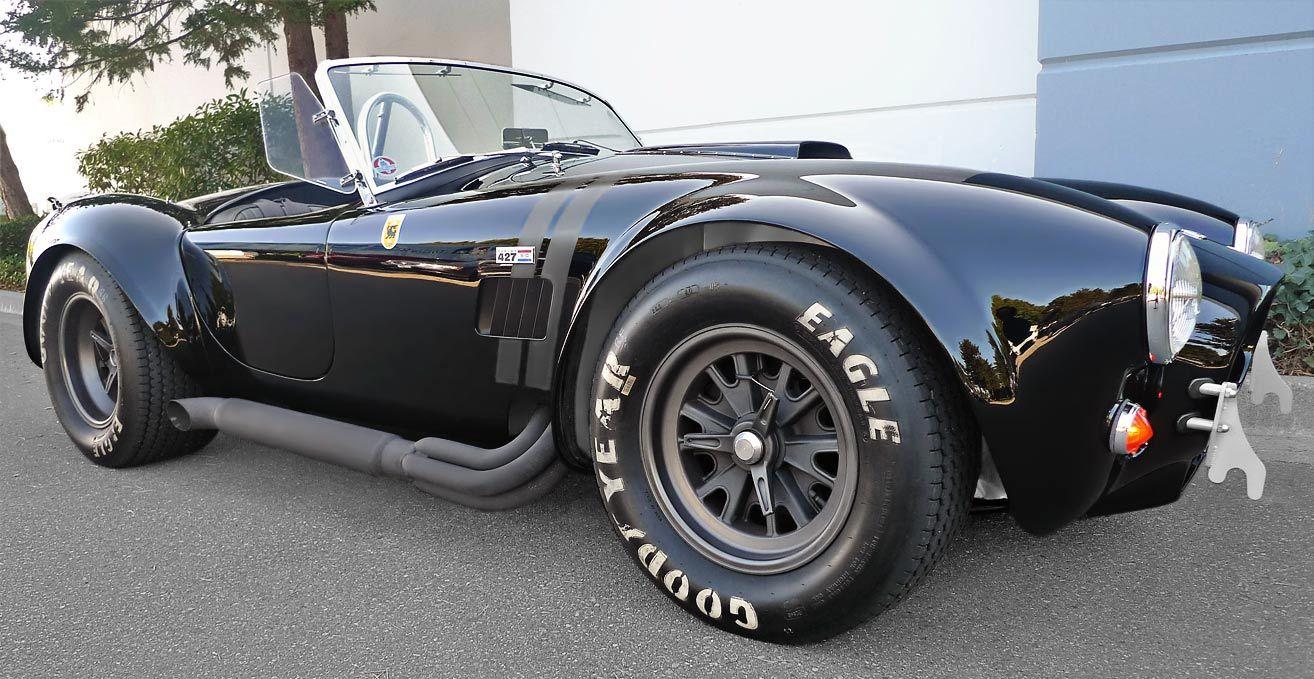 Shelby 427s c continuation cobra csx 4133