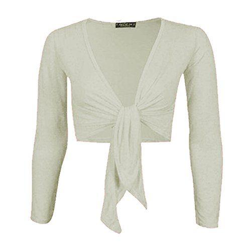 0a8f0623bc227 Re Tech UK - Torera - para Mujer Marfil Crema (36 38 ES) Small ...